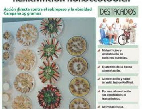 Revista Tachai de los Gak's y La Garbancita Ecológica nº 45 septiembre 2014