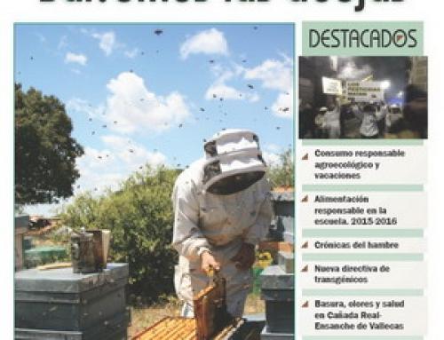 Revista Tachai de los Gak's y La Garbancita Ecológica nº 48 junio 2015