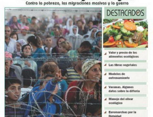 Revista Tachai de los Gak's y La Garbancita Ecológica nº 49 septiembre 2015