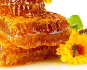 Miel alimento