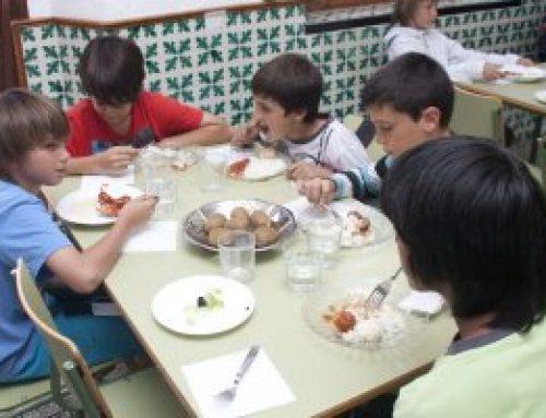 ¿Un comedor ecológico en la escuela?