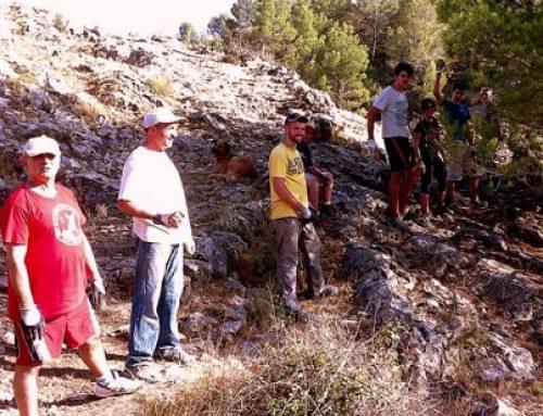 Auzolan: trabajos comunitarios en El Granero Molino del Villar