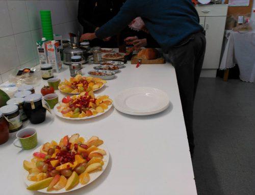 Educación alimentaria… en acción