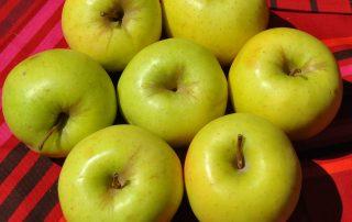 Manzanas golden FB