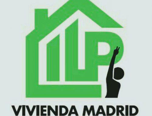 Gentes sin casa, casas sin gente: ILP en la C de Madrid