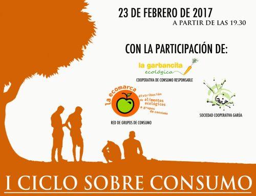 """Charla-coloquio """"Soberanía alimentaria y agroecología"""" en Vallecas"""