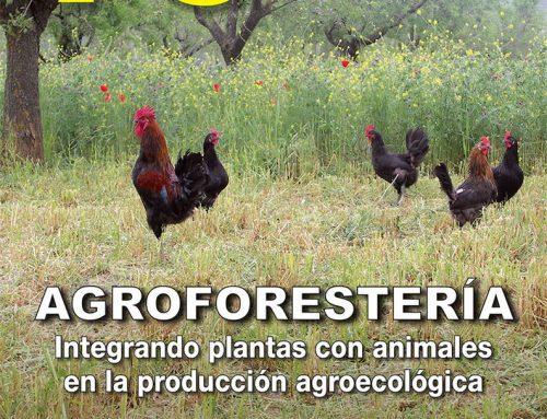Agroforestería, integrando plantas con animales en la producción agroecológica