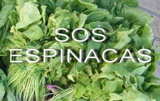 SOS espinacas
