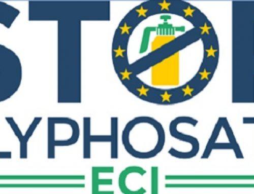 Iniciativa Ciudadana Europea para prohibir el glifosato