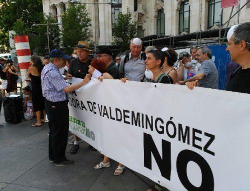 """COMUNICADO DE PRENSA. La Alianza """"Incineradora de Valdemingómez No"""" reclama acabar con la incineración en Madrid"""