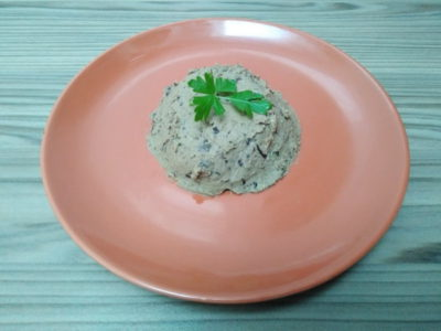 Muttabal o Baba Ghanoush