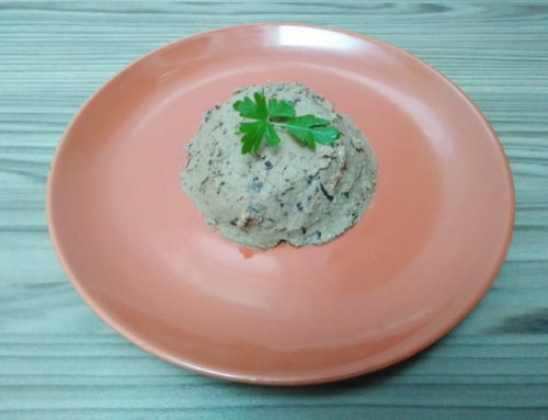 Baba Ghanoush o Muttabal