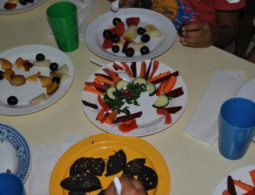 Educación alimentaria y ambiental en Cañada Real