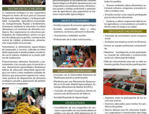 Soluciones y propuestas Agroecológicas para la Escuela Consciente