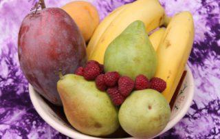 frutillas de fin de verano