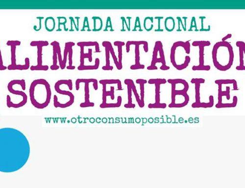 Jornada Nacional de la Alimentación Sostenible ADICAE 2017
