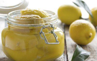 Limones encrutidos