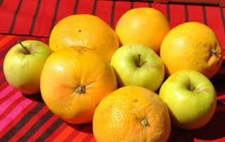 Naranjas y manzanas diciembre 2015