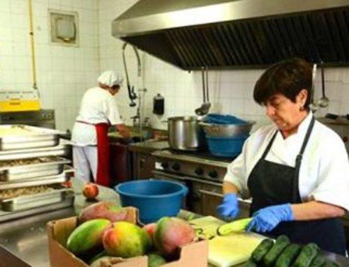 Comedores escolares agroecológicos: la experiencia del CEIP Gómez Moreno de Granada