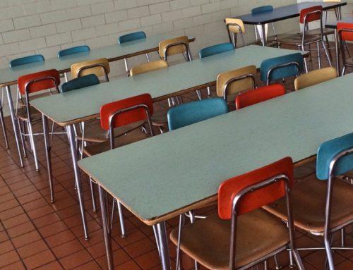 Marginación del tiempo y espacio de comedor en la escuela pública aragonesa