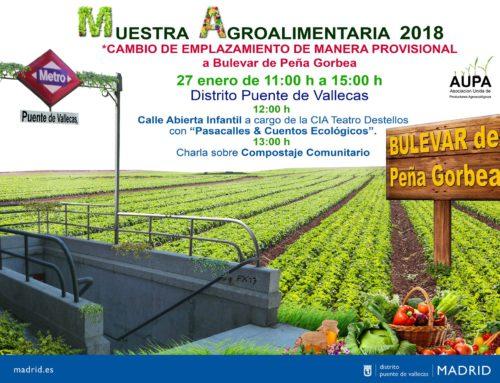 Muestra Agroalimentaria 2018