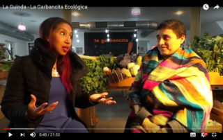 La guinda entrevista 2018