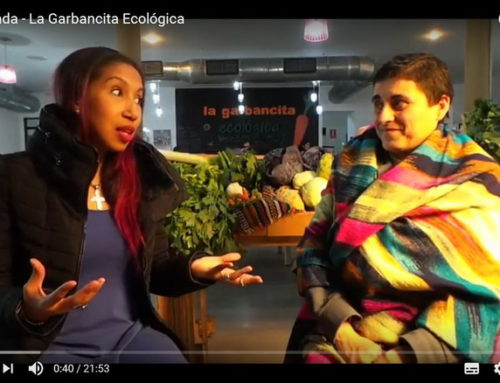 La Garbancita ecológica en LA GUINDA