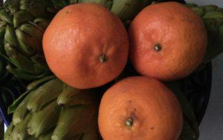 alcachofas-mandarinas