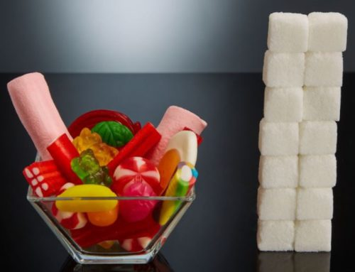 Por la reducción de azúcares libres