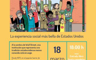 proyeccion foodcoop vallecas
