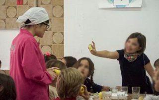 AMPA Gomez moreno Comedor escolar