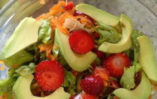 Ensalada con fresas (1)