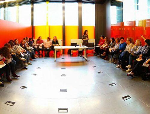 Encuentro sobre comedores escolares en Madrid