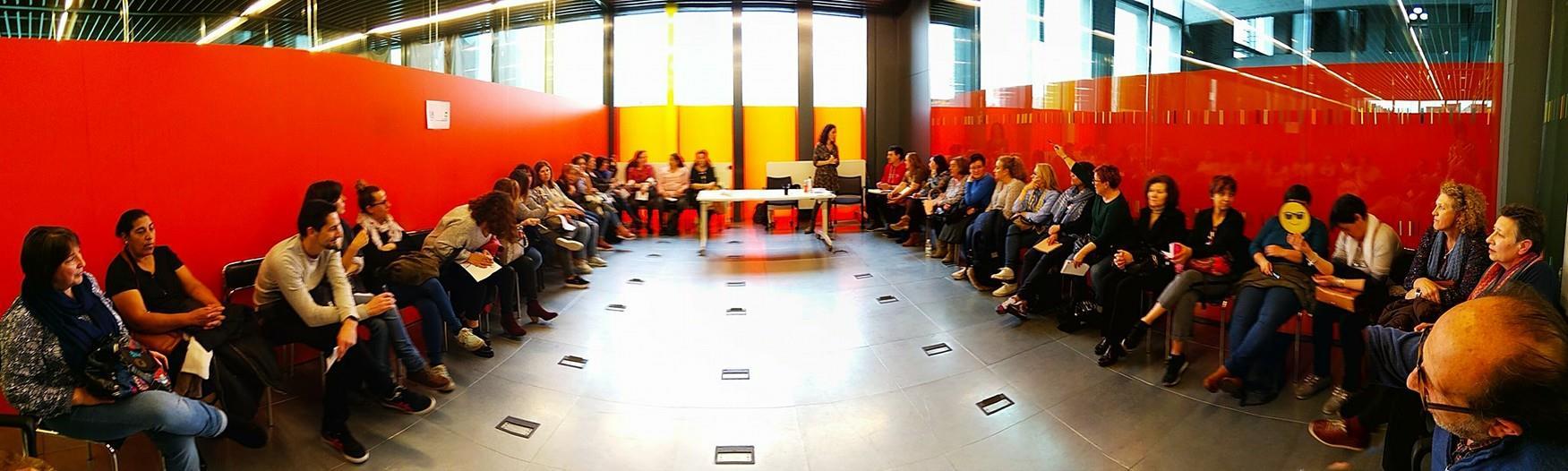 Encuentro sobre comedores escolares en Madrid – La Garbancita Ecológica