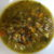 Sopa al estilo minestrone