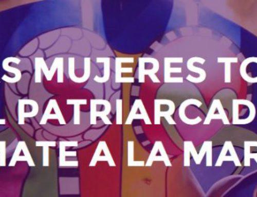 16M: Movilización feminista contra el incumplimiento en PGE del Pacto de Estado contra violencia género