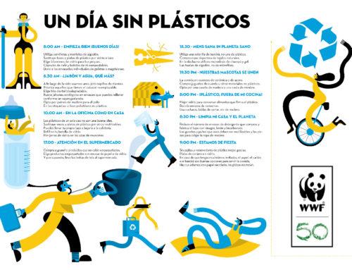 Un día sin plásticos
