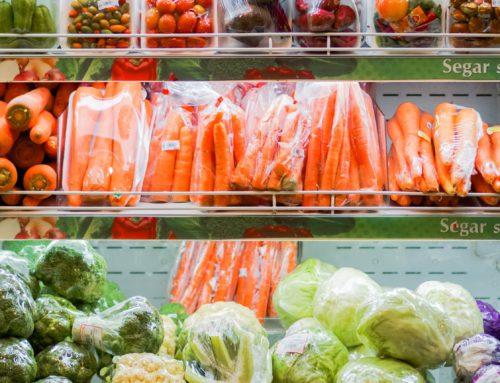 Desnuda la fruta: comida sin plástico
